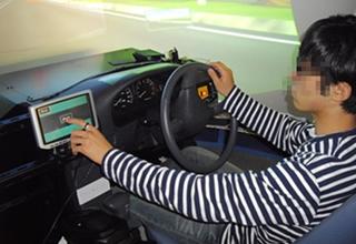 ドライビング・シミュレータを用いたヒューマン・インタフェース研究